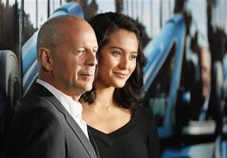 Bruce Willis Wife