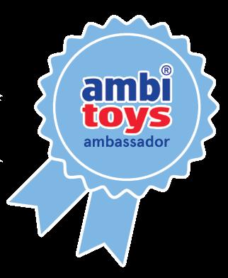 I Am A Ambi Toys Ambassador