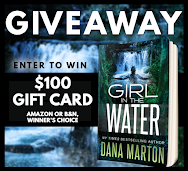 Girl in the Water Blitz & Giveaway