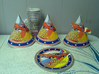 Dukes of Hazzard Party Supplies
