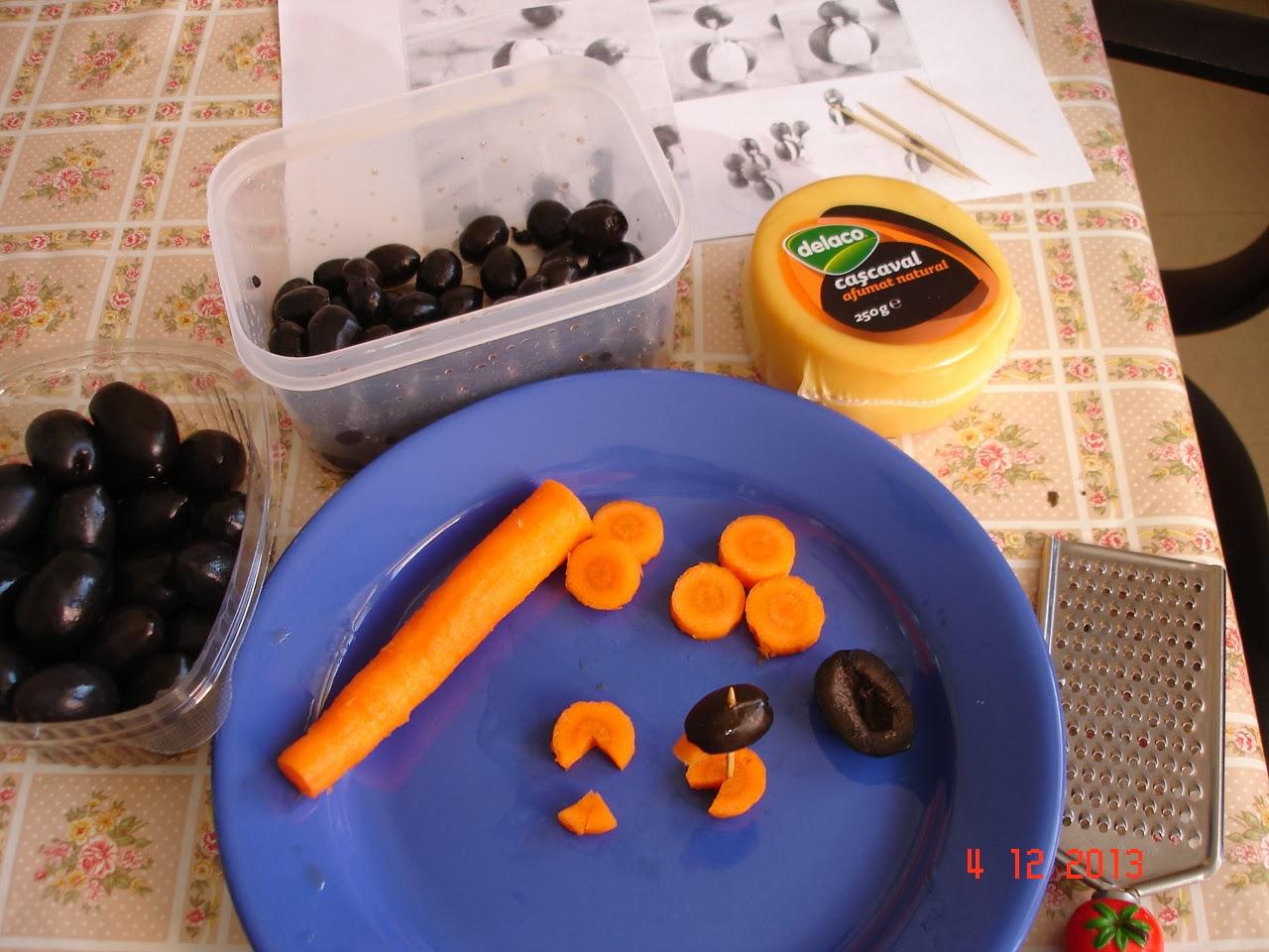 ingrediente artizanale pentru pinguini