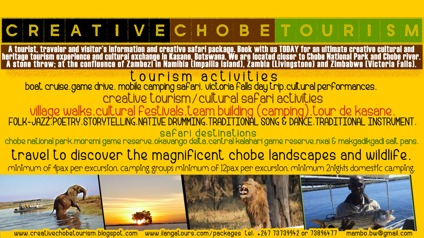 Creative Chobe Tourism