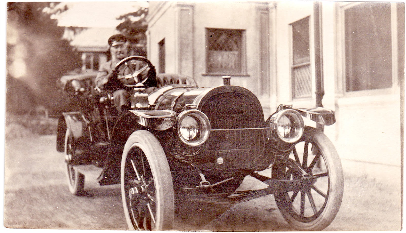 1909 pope hartford model s toy tonneau from the collection of the author