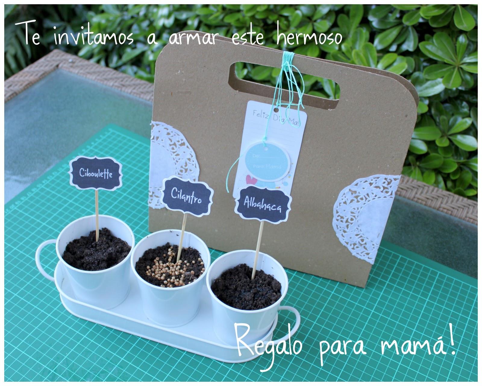 Delicious tea el paso a paso de un hermoso regalo para mam - Que regalar a tu madre por su cumpleanos ...