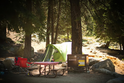 A Family Camping Adventure