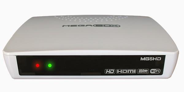 NOVA ATT  MEGABOX MG5 HD - 22.08.2014