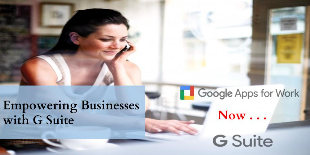 Sign Up for G Suite Discount