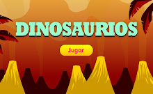 JUGAMOS CON LOS DINOSAURIOS