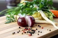 Attention aussi à la carbonisation des légumes