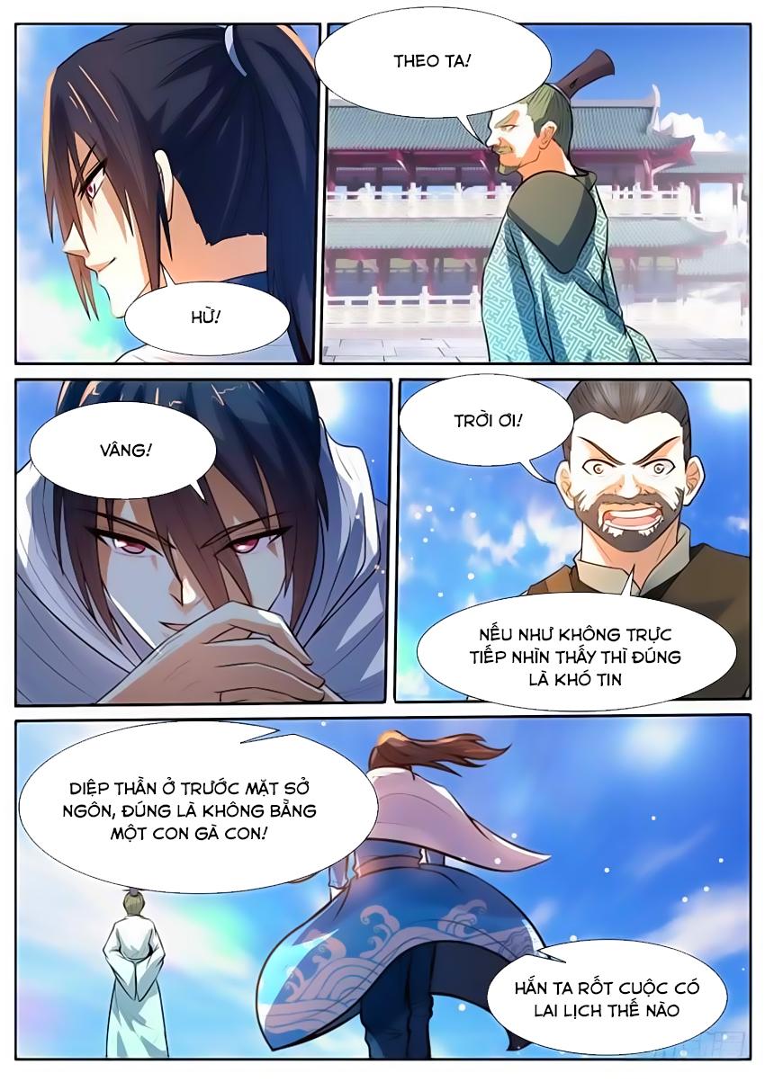 Ngự Thiên chap 18 - Trang 4