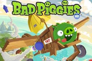 Game Pc Full : Bad Piggies 1.2.0 (March2013) | 30 Mb