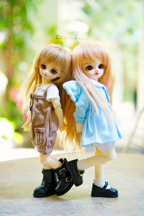 dolls of different wallpaper - photo #21