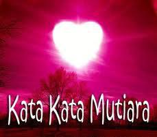Kata Kata Mutiara