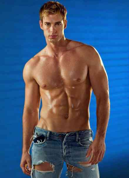 William Levy Bodybuilding William Levy And Elizabeth