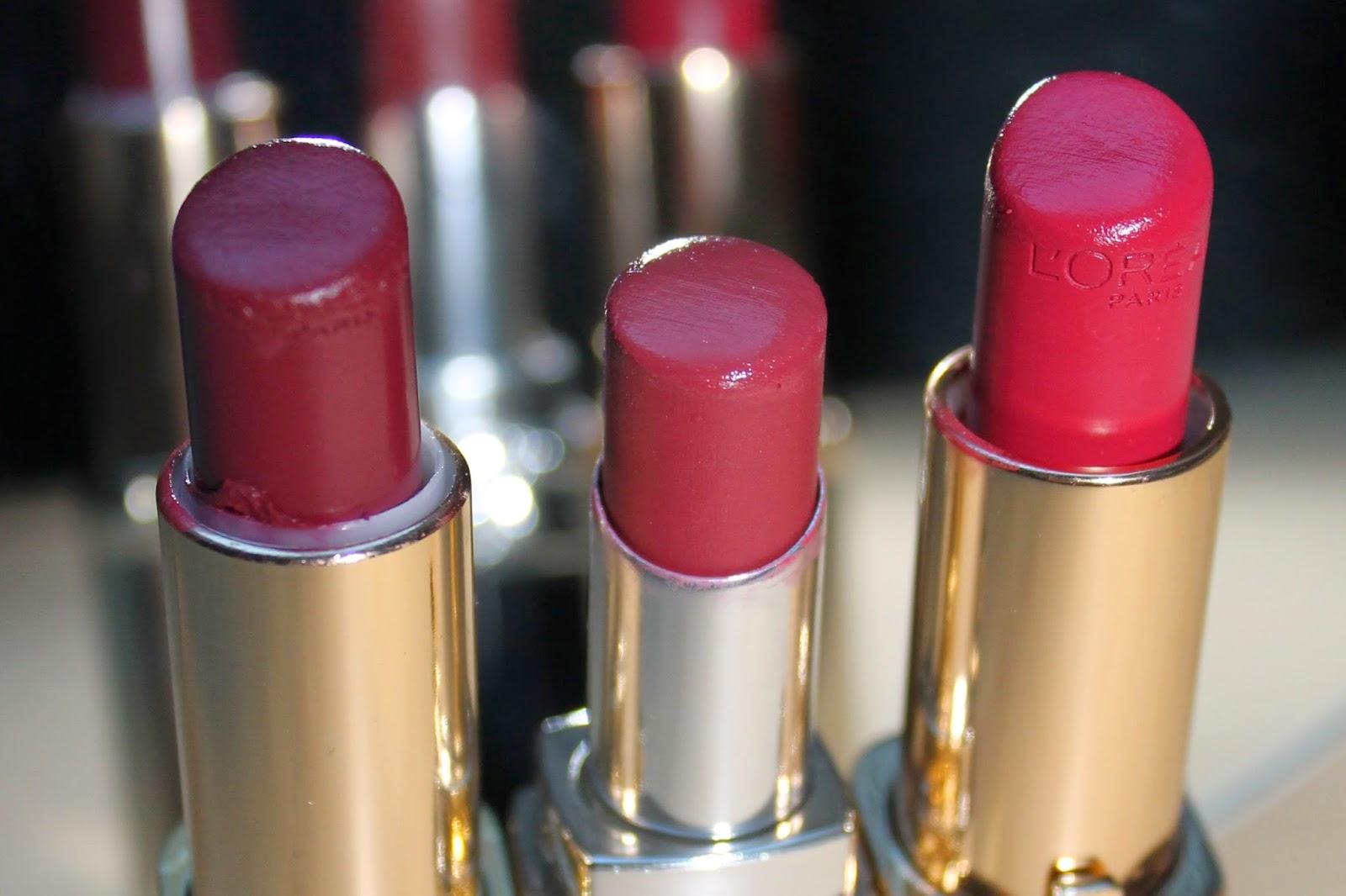 minimalistiques-makeup-maquillage-rouge-a-levre-l-oreal-paris-color-riche-chanel-lancome-labello-sephora-dior