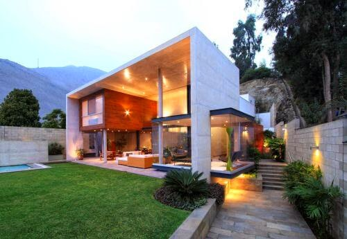 S House by Domenack Arquitectos