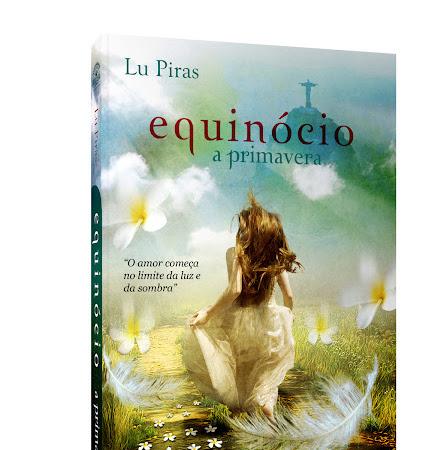 Equinócio A Primavera da Lu Piras será publicado pela Editora Dracaena