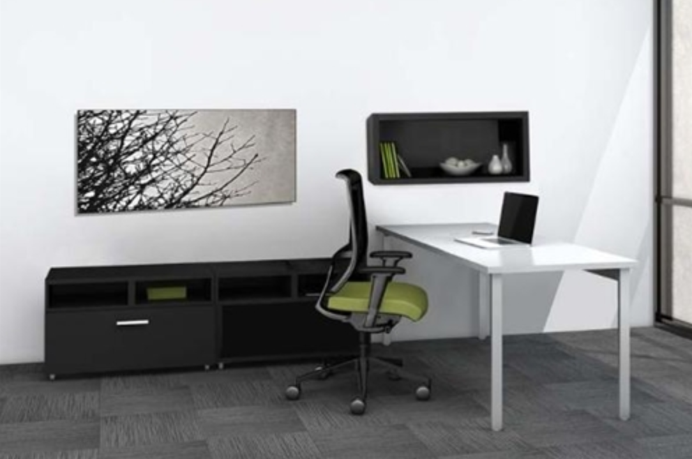 Mayline e5K11 Modular Furniture Suite