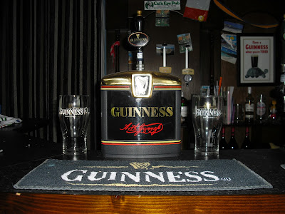 A pint of 'the black stuff' -- 'sorry, we're out'
