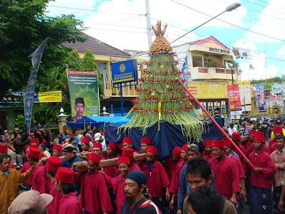 Upacara Sekaten Budaya Indonesia 1