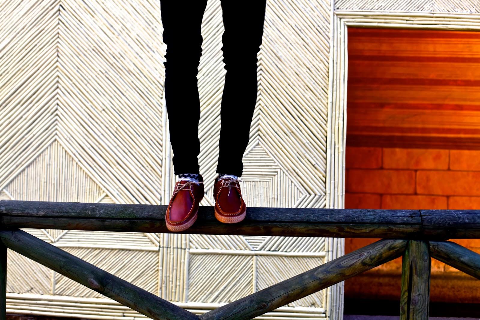 Zapatos hechos a mano de Neosens