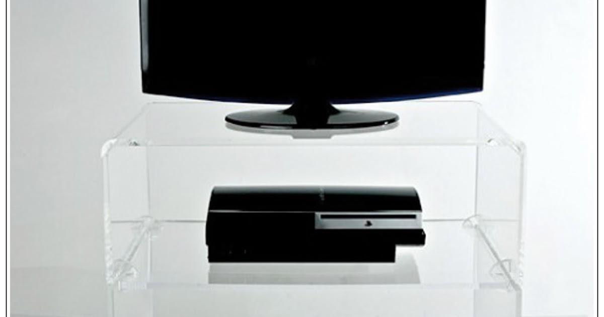 Esclusivo in plexiglass - Porta tv plexiglass ...
