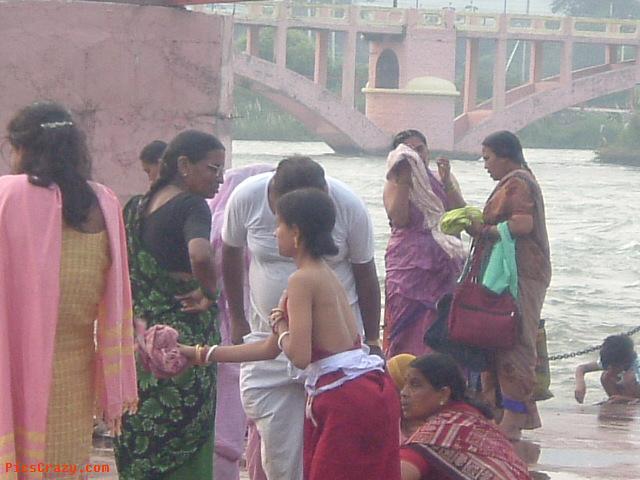 public nude in india