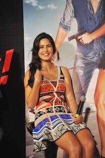 Actress Katrina Kaif Pictures at Bang Bang Movie le Song Launch  5
