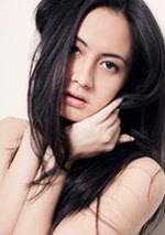 Profil Biodata dan Foto Vicky Monica ENIGMA NET TV