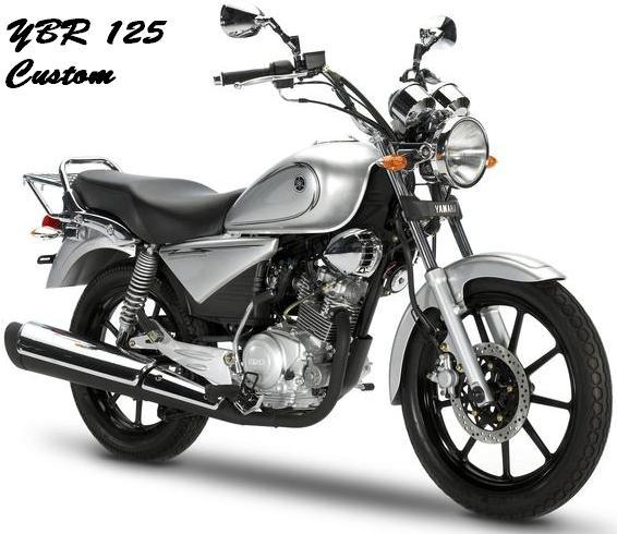 yamaha ybr 125 yamaha motorcycles motorcycles and. Black Bedroom Furniture Sets. Home Design Ideas