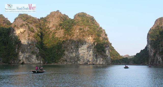 Kỳ vỹ Vịnh Hạ Long