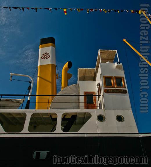 Gazi Alemdar Gemisi, Ereğli