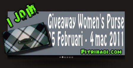 give away purse wallet polo fitrihadi