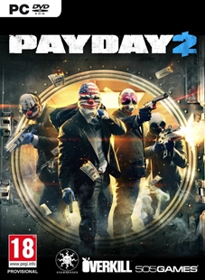 Payday 2 - PC (Download Completo em Torrent)