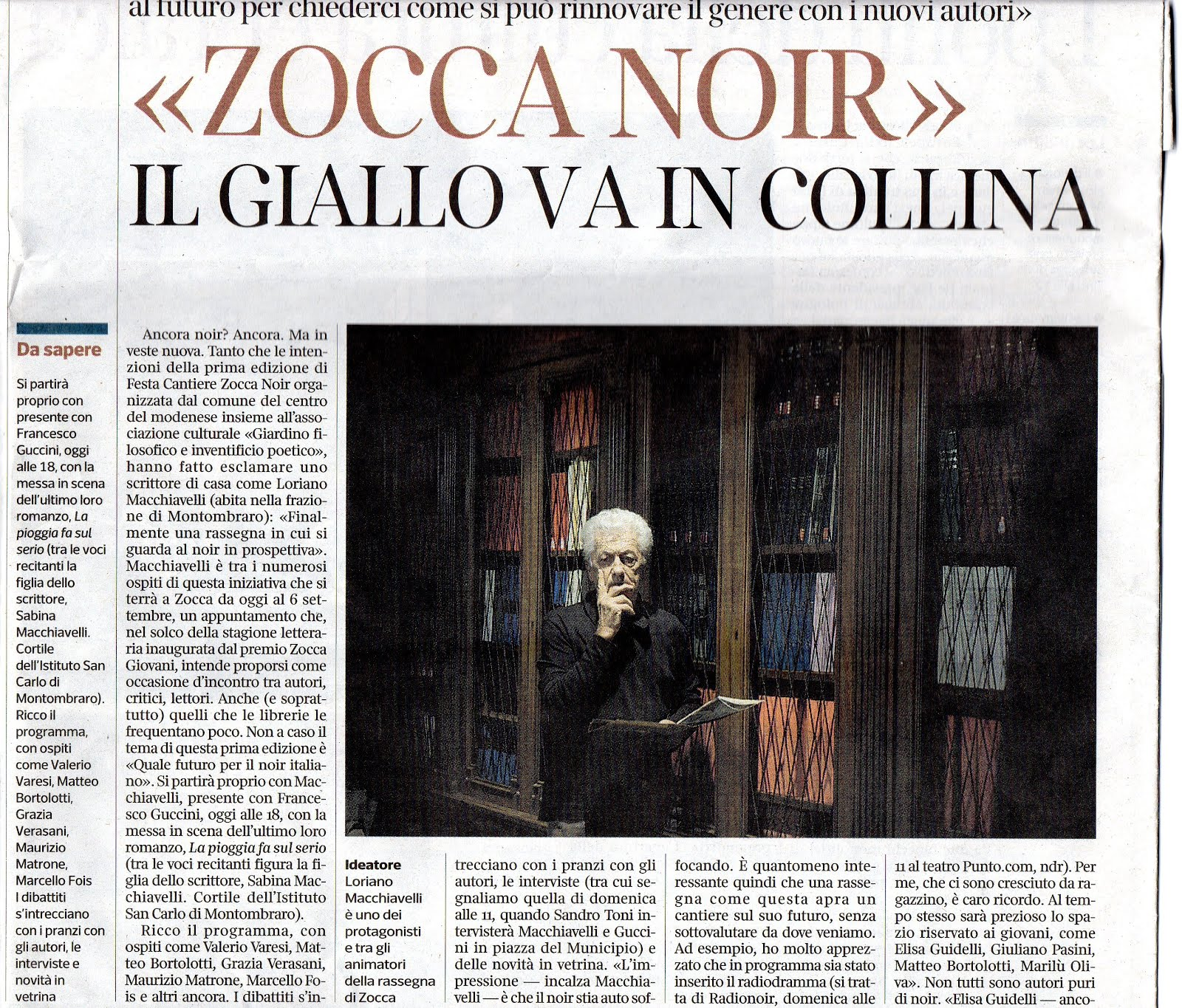 Corriere della sera del 04/09/2015
