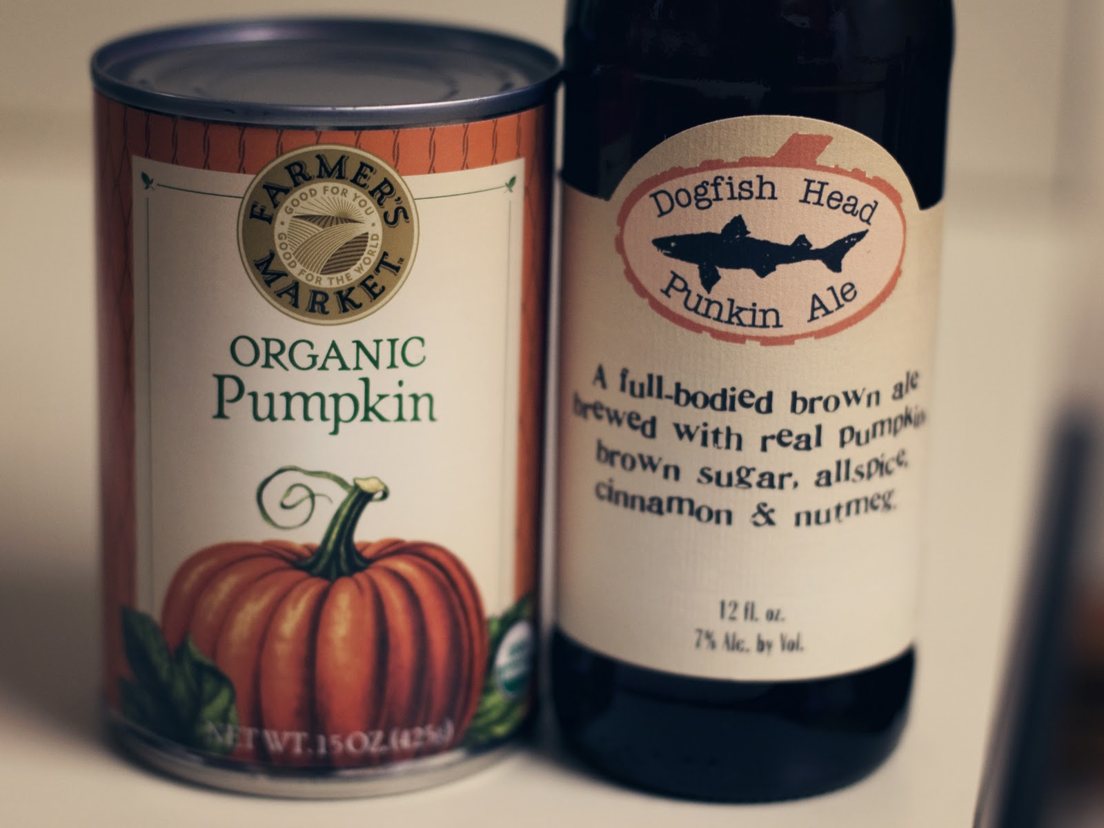 Not Just A Cupcake: Pumpkin + Beer + Cupcakes = Is it Fall yet?!