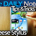Galaxy Note 2 Episode 64: Winter Use, Cheese/Sausage Stylus, Touch Gloves, S Pen Hidden Gestures