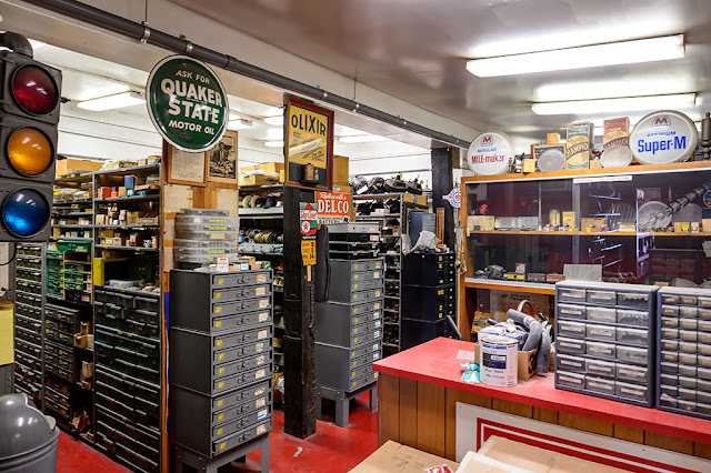White Post Restorations Shop Tour