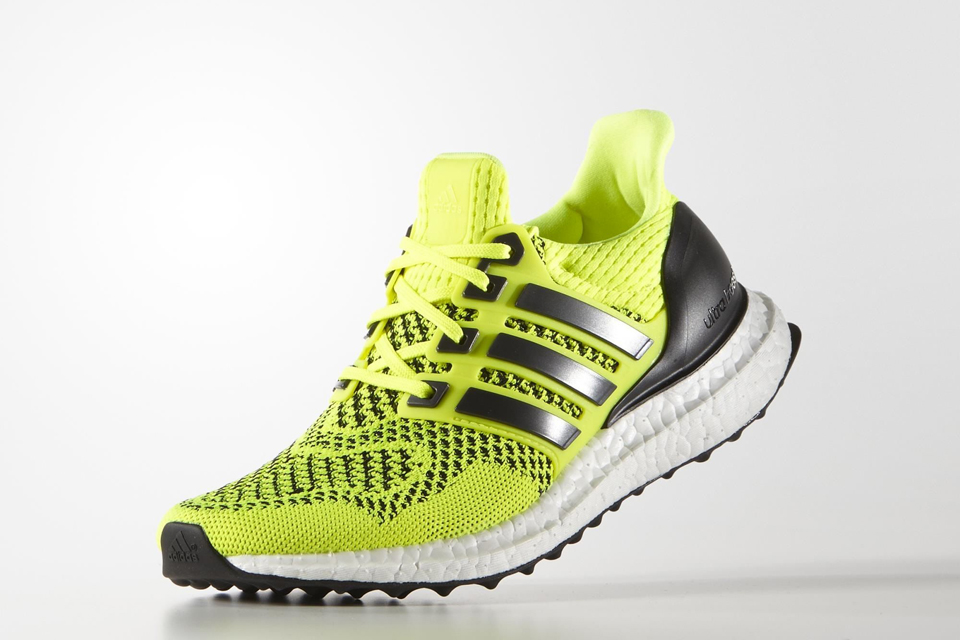 adidas Indonesia ultra Boost Sonic Yellow