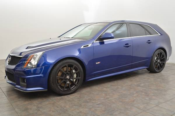 2012 cadillac cts v wagon auto restorationice. Black Bedroom Furniture Sets. Home Design Ideas