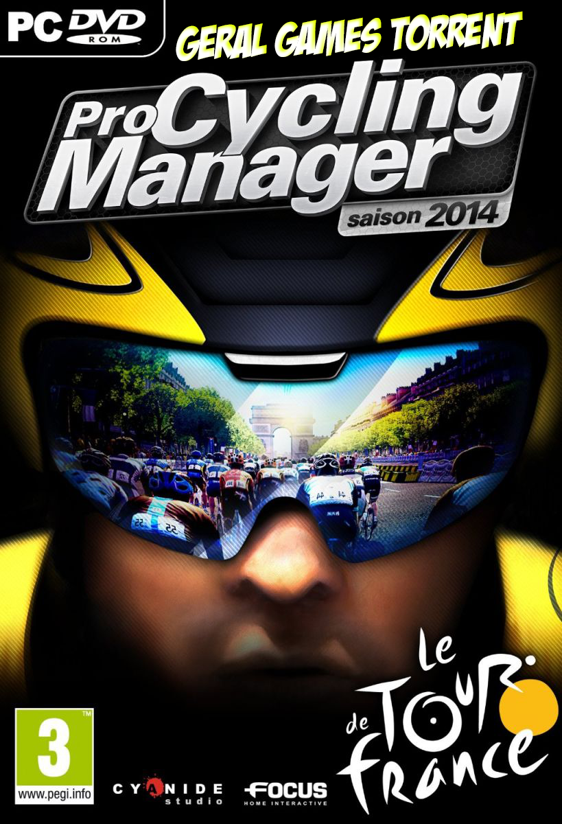 Pro Cycling Manager 2014 - Jogos PC - Download