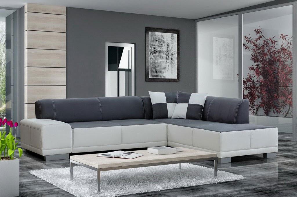 Tukang Taman Kalimantan sofa ruang tamu minimalis modern