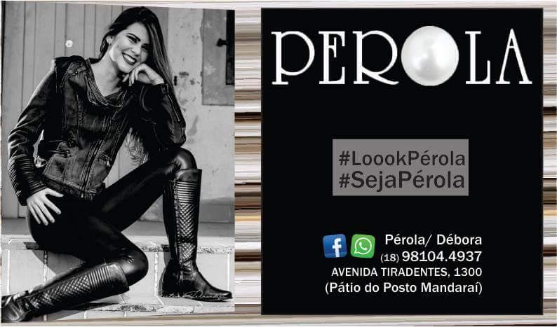Pérola - Seja Pérola