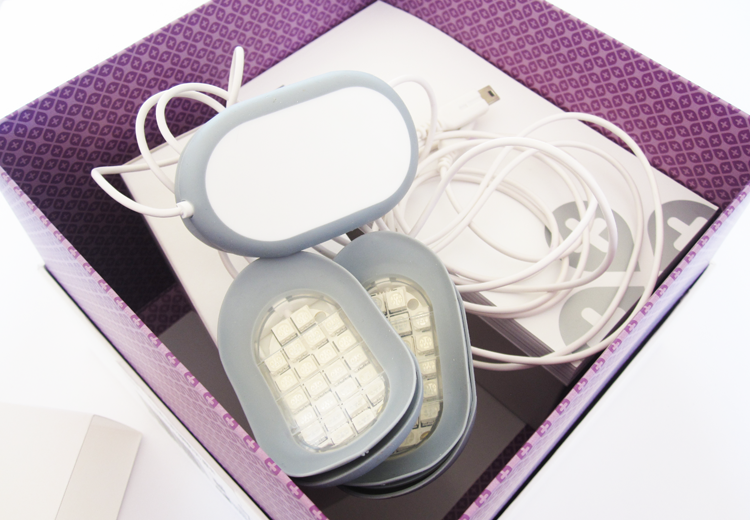 Lustrepro Pure Light Treatment for Acne review