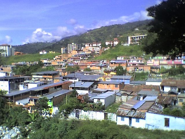el distrito de pueblo nuevo: