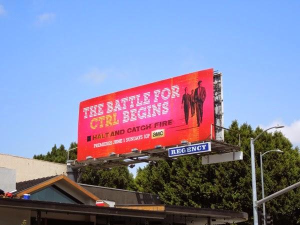 Halt and Catch Fire amc billboard