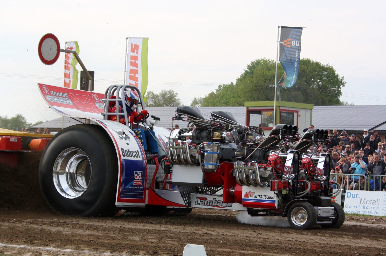 tractor pulling füchtorf