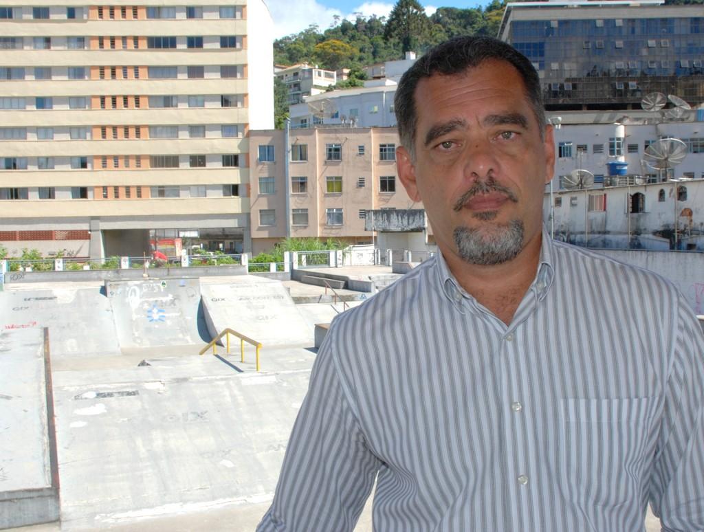 Segundo o secretário municipal de Segurança Pública, Marco Antônio da Luz, os grafites não vão ser retirados, apenas as pichações