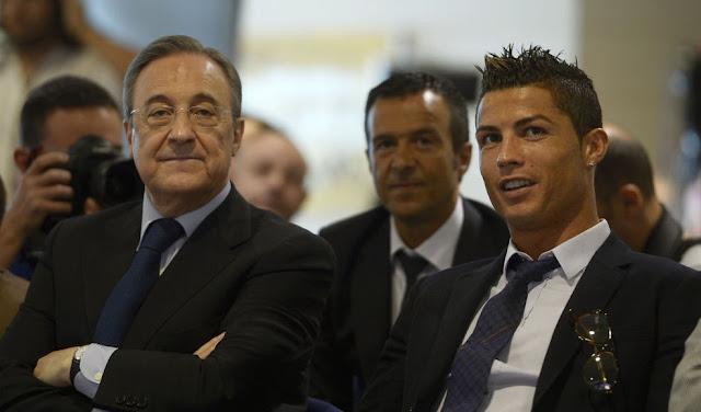 El pacto Florentino-Mendes por Ronaldo tiene expectante a adidas