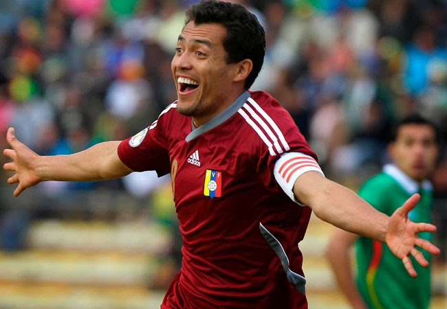 Arangol documental sobre futbolista venezilano juan arango